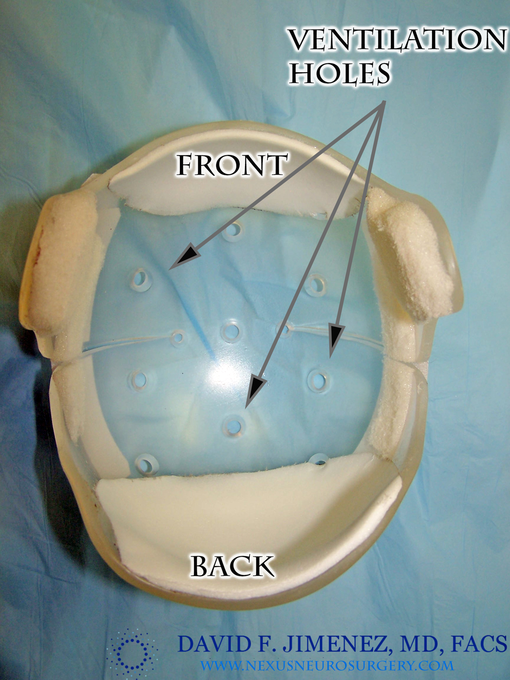 Helmet inside logho