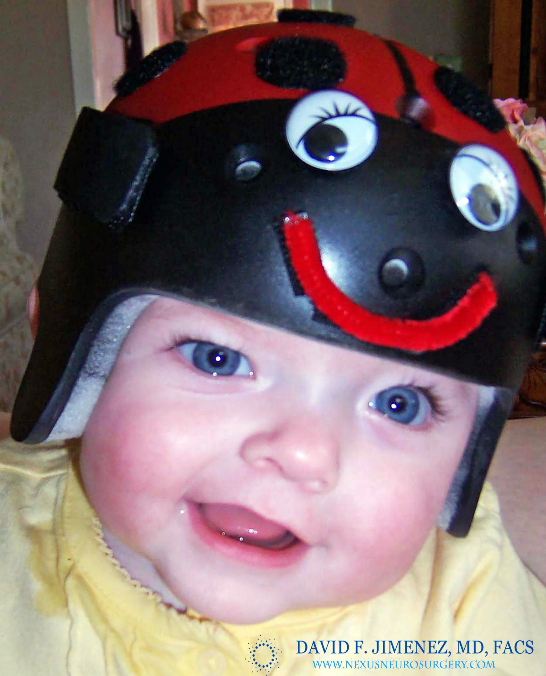 helmet Ladybug logo